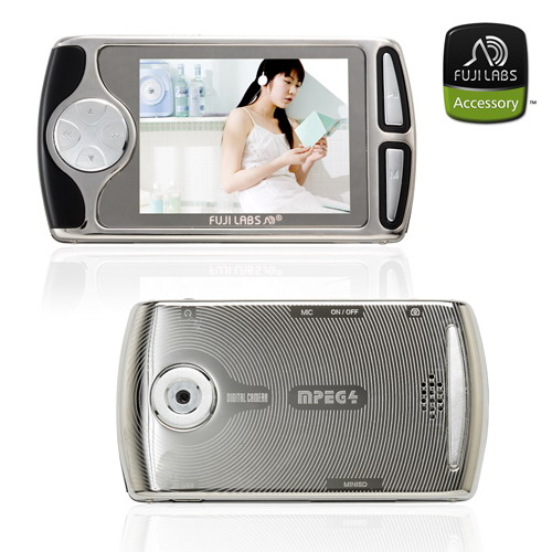 Fuji Labs 4GB 2.4-inch Multimedia Player