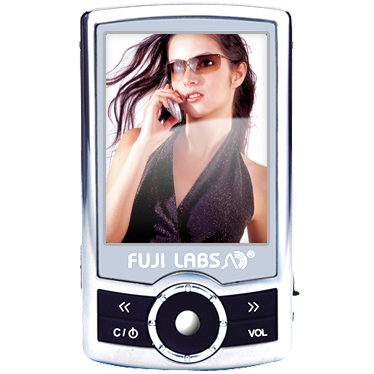 Fuji Labs 2.4-inch Portable 4GB Music/ Video Player